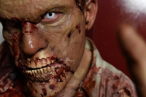 Zombie from the Walking Dead