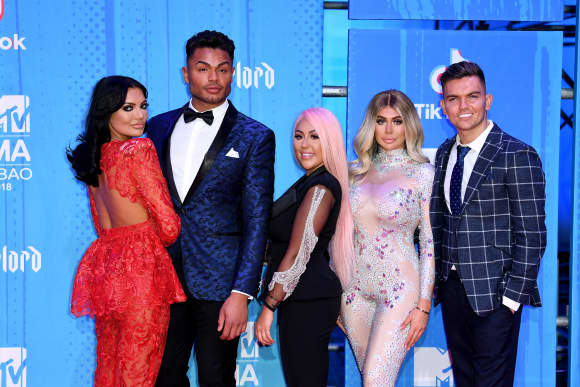 Elenco de 'Geordie Shore'