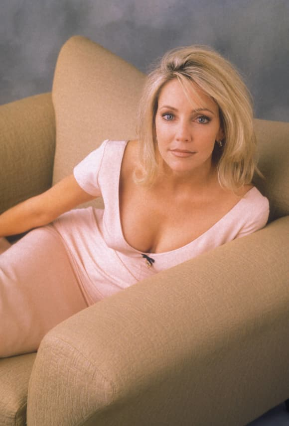 Heather Locklear en 'Melrose Place'