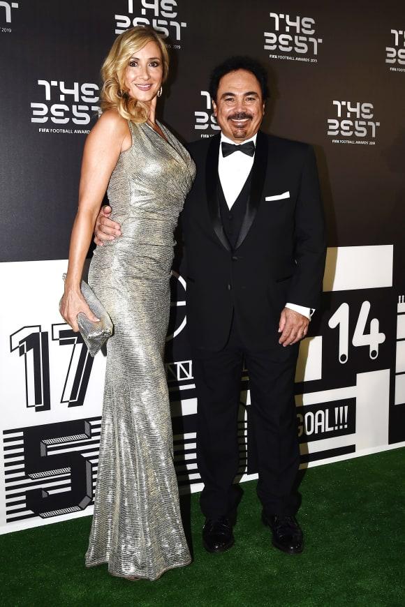 Isabel Martín y Hugo Sánchez