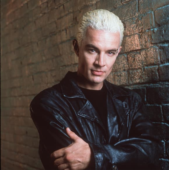 "James Marsters as ""Spike"" Buffy Vampire Slayer"