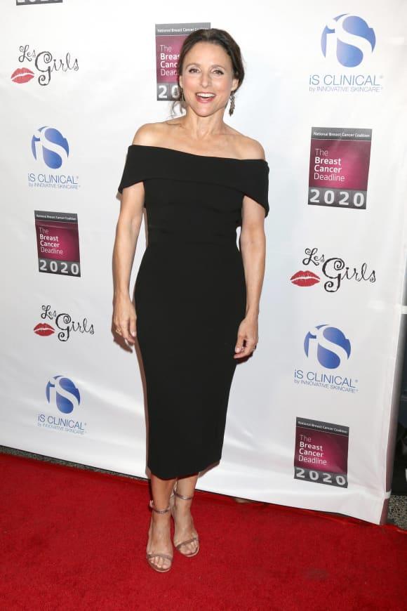 Julia Louis Dreyfus from Seinfeld