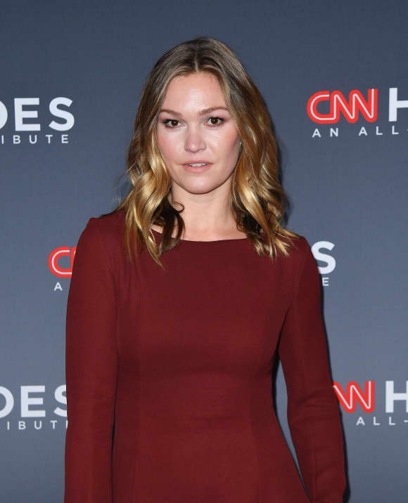 Julia Stiles attends the 13th Annual CNN Heroes: An All-Star Tribute at the American Museum of Natural History on December 8, 2019 in New York City