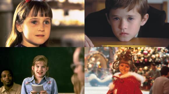 Child Stars: Now And Then