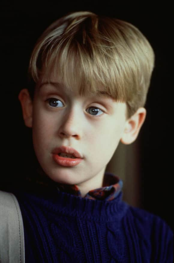 Macaulay Culkin en Home Alone 2: Lost in New York