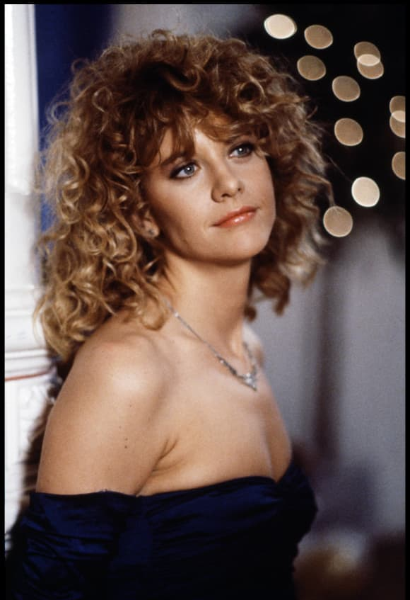 "Meg Ryan in ""When Harry Met Sally"""
