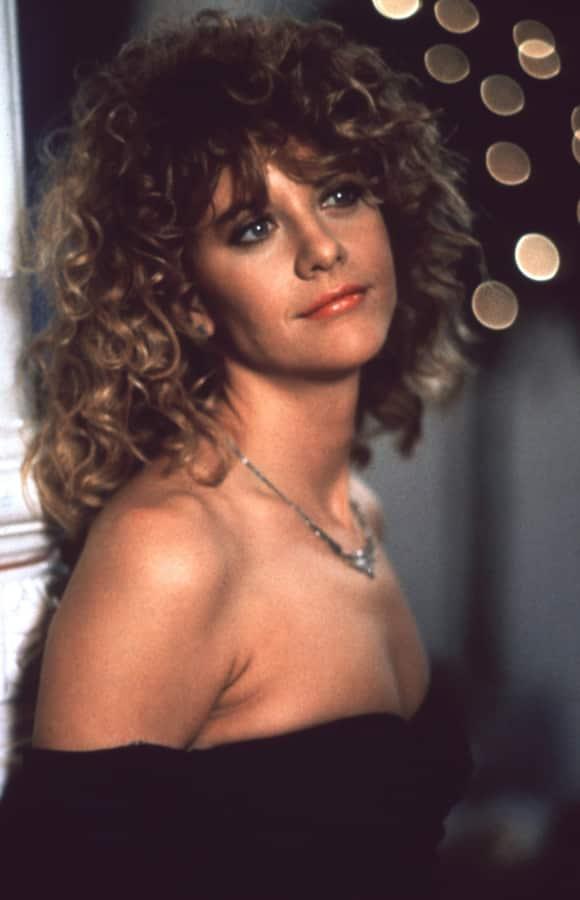 Meg Ryan in When Harry Met Sally (1989)
