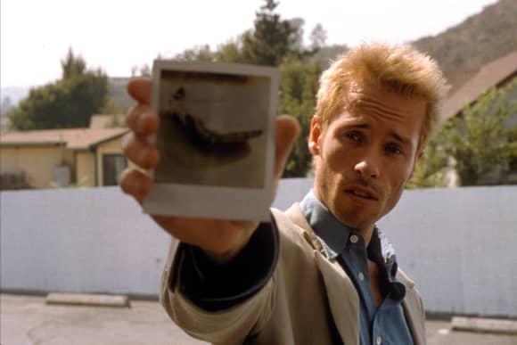 Guy Pearce en Memento