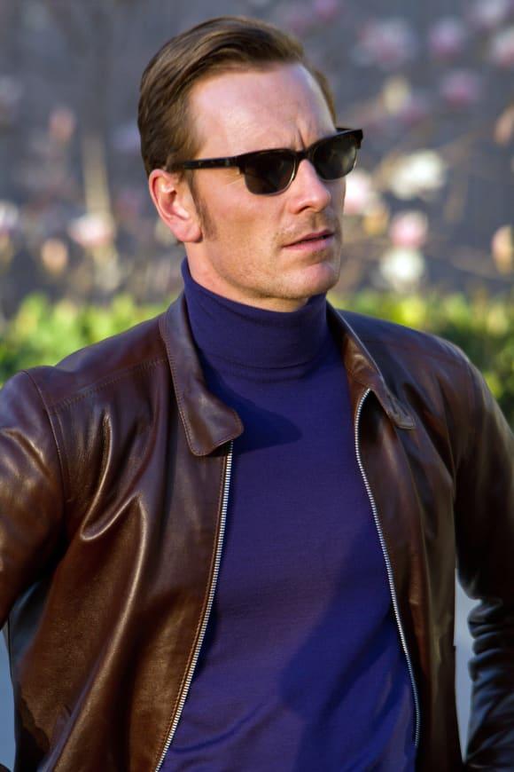 Michael Fassbender en 'X-Men: Primera clase'