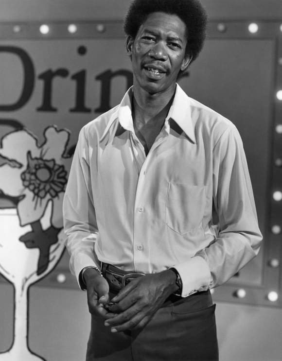 Morgan Freeman 'The Electric Company' 1971-77