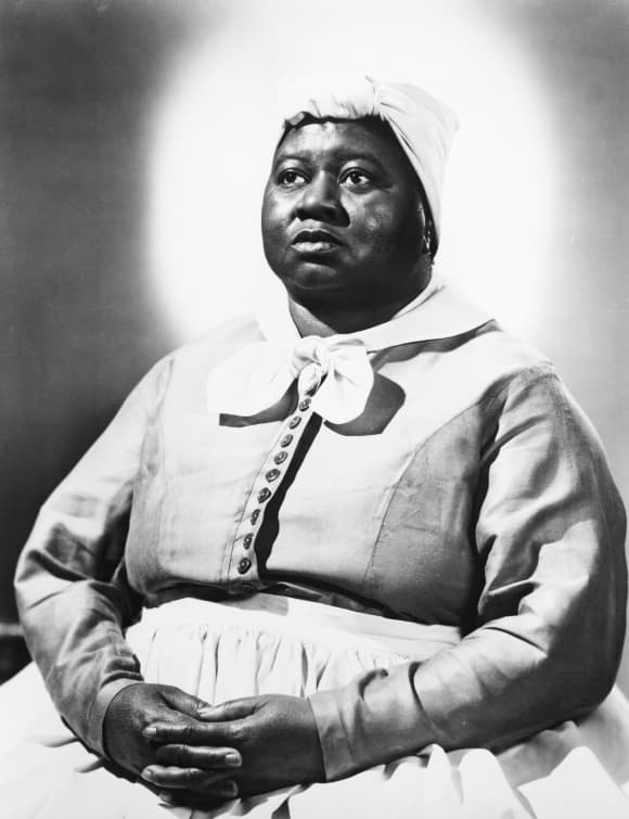 Most Influential Black Actresses-Hattie McDaniel