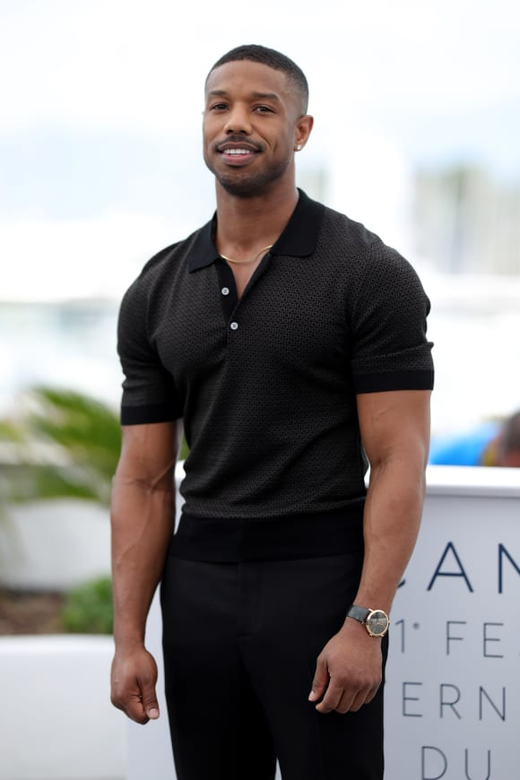 Pictures of Michael B. Jordan Hottest Through The Years