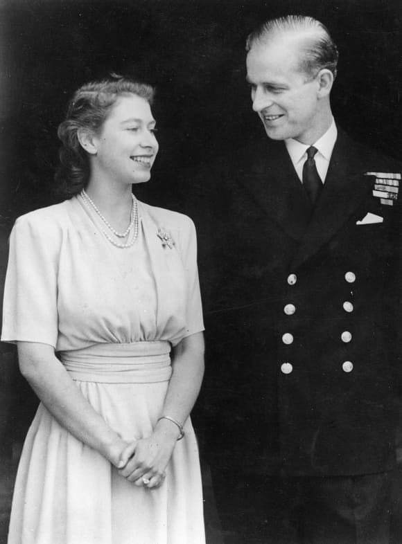 Prince Philip and Queen Elizabeth: Best Pictures - 1947 engagement anniversary 73 years 2020