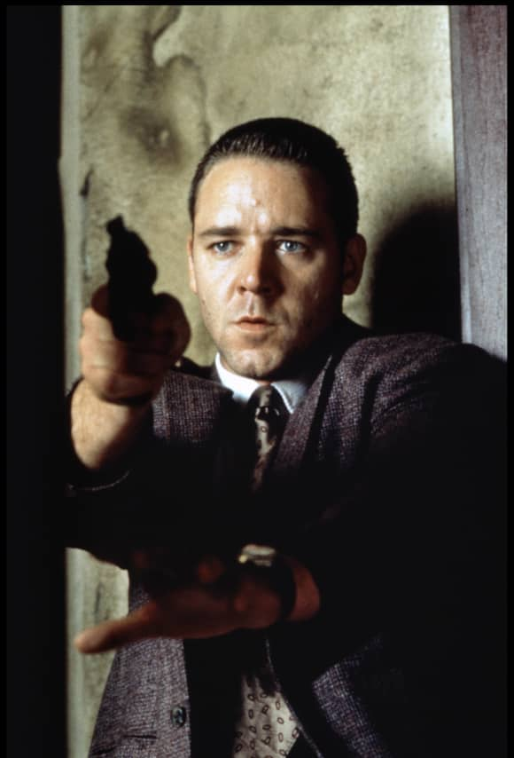 Russell Crowe 'L.A. Confidential' 1997