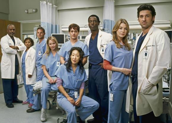 The Original 'Grey's Anatomy' Cast