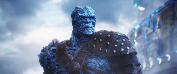 Taika Waititi en una escena de la película 'Thor: Ragnarok'
