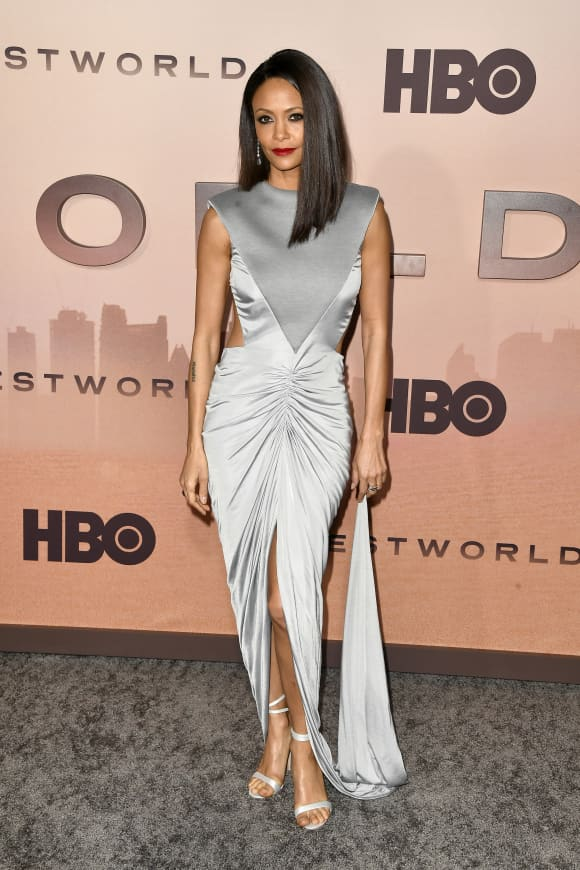 "Thandie Newton attends the Premiere of HBO's ""Westworld"" Season 3."