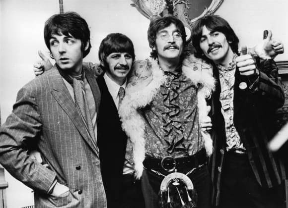 """The Beatles: The 10 Best Songs By """"The Fab Four"""""""