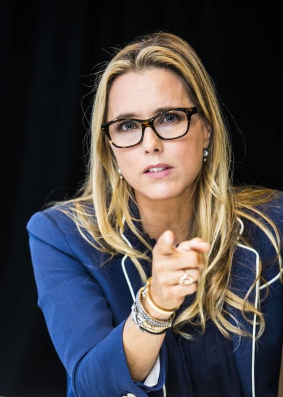 Téa Leoni in 'Madam Secretary'
