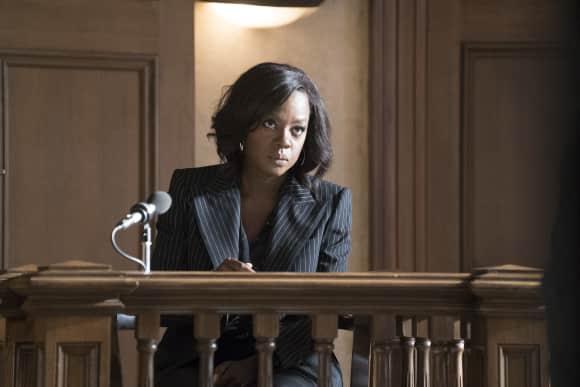 Viola Davis in How To Get Away With Murder