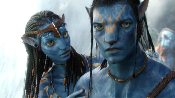 'Avatar' Movie Cast: Zoe Saldana and Sam Worthington