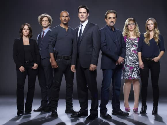 The Criminal Minds cast