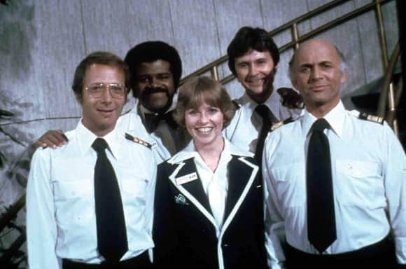 """The Cast of """"The Love Boat"""""""