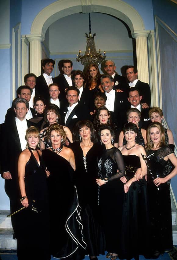 "The cast of ""Another World"""