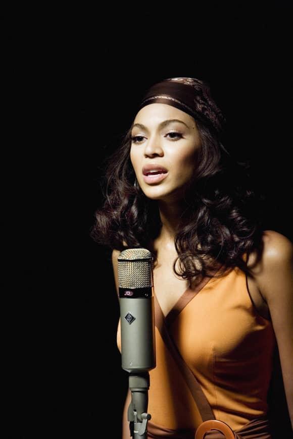 Beyoncé Knowles in Dreamgirls