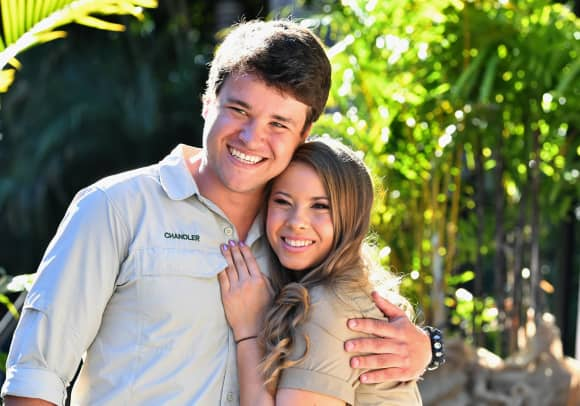 Bindi Irwin Gives Birth To First Daughter With Chandler Powell!