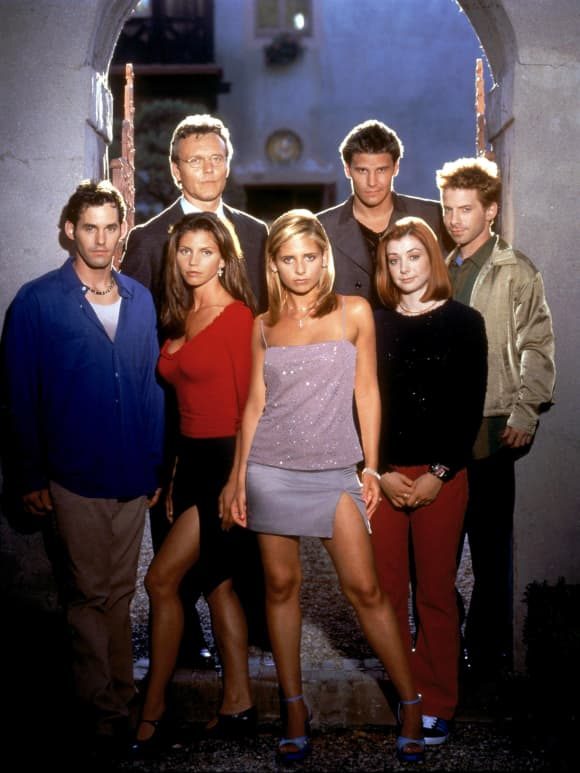 Elenco de 'Buffy, la cazavampiros'