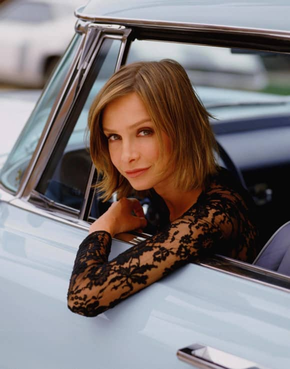 Calista Flockhart era Ally en 'Ally McBeal'