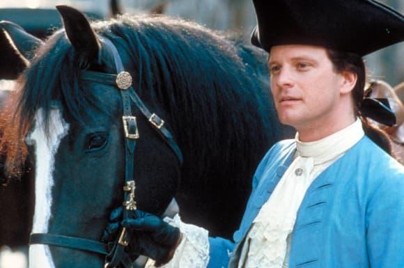 Colin Firth en 'Valmont'