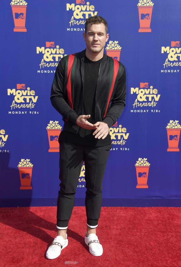 Colton Underwood at the 2019 MTV Movie & TV Awards