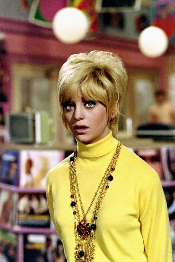 Goldie Hawn Cactus Flower 1969