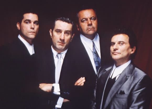The Cast of 'Goodfellas'