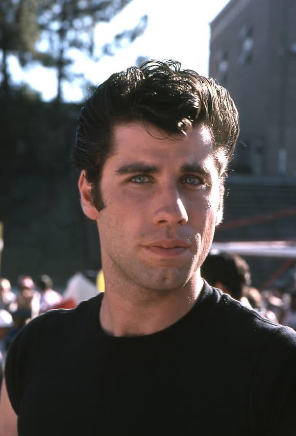 Grease John Travolta Danny Zuko