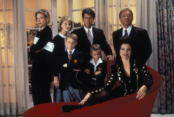 The Nanny cast