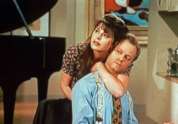 "Jane Leeves played the role of ""Daphne Moon"" on 'Frasier'"
