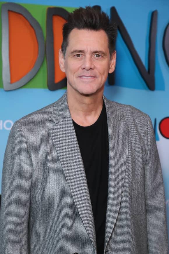 "Jim Carrey Screening Showtime's ""Kidding"" Linwood Dunn Theater May, 2019"