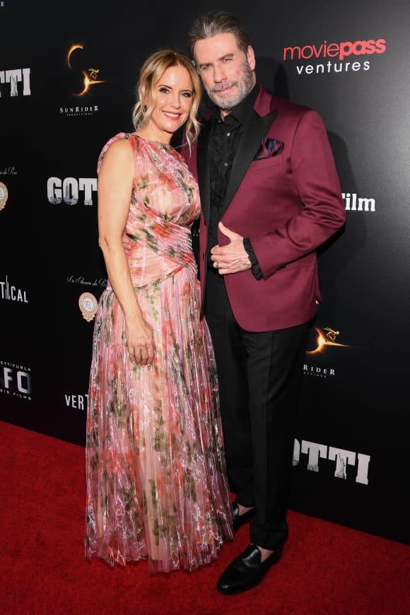 John Travolta y Kelly Preston recuerdan a Son Jett sobre lo que habría sido su 28 cumpleaños