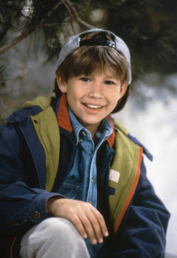 Jonathan Taylor Thomas in 'Home Improvement'