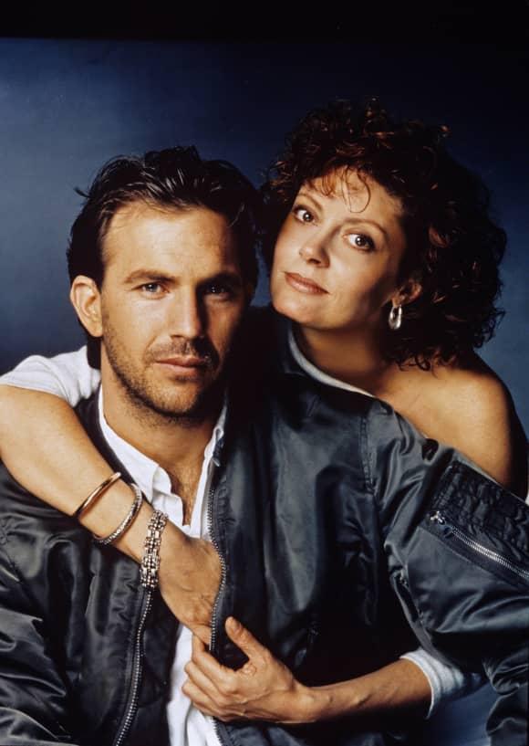 Kevin Costner y Susan Sarandon