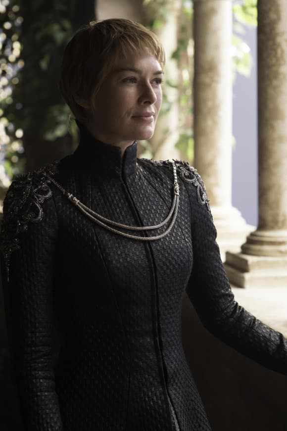 Leana Heady en 'Juego de tronos'.