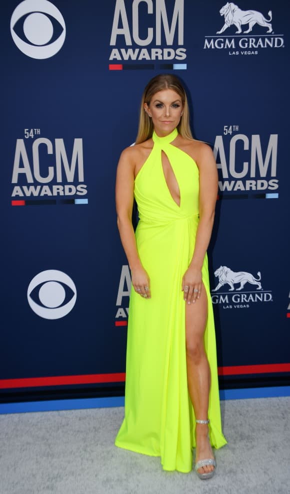 Lindsay Ell at the 54th Academy of Country Music Awards