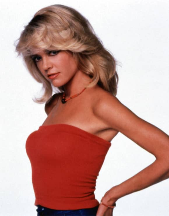 Lisa Robin Kelly in 'That '70s Show'.