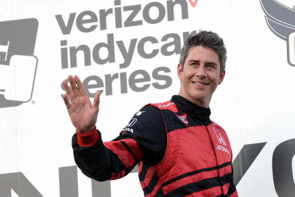 Race Car Driver and 'Bachelor' Star Arie Luyenyk Jr. Catches Coronavirus