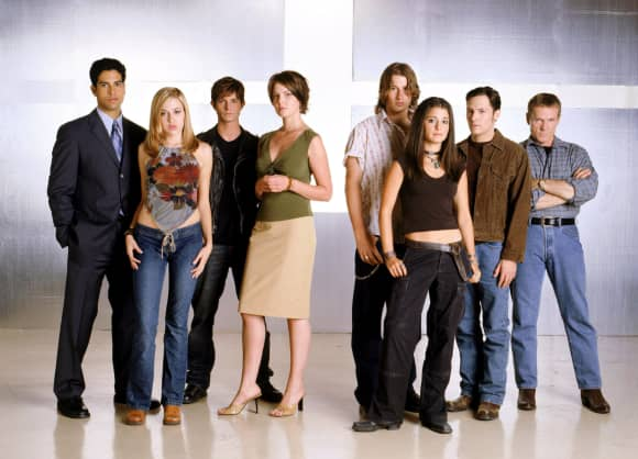 'Roswell' Original Cast: Then & Now