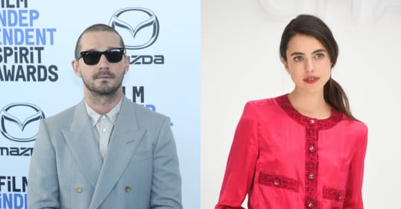 Shia LaBeouf and Margaret Qualley Break Up After FKA Twigs Lawsuit