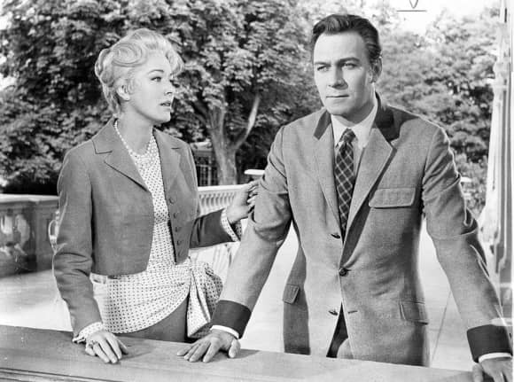 Eleanor Parker and Christopher Plummer in 'The Sound of Music' 19